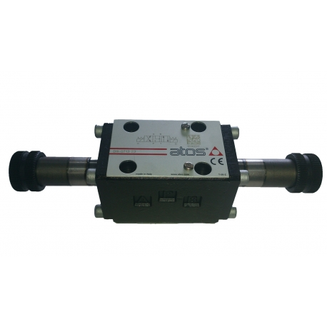 Solenoid directional valves - DHI 713 - Atos