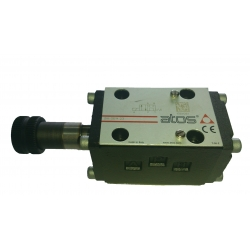 Solenoid directional valves - DHI/DHE 614 - Atos