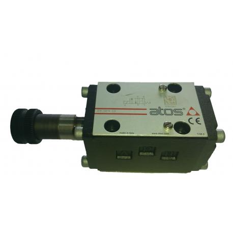 Solenoid directional valves - DHI 614 - Atos