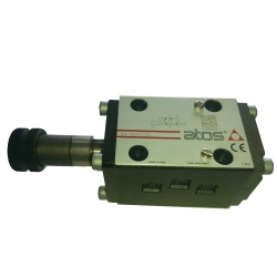 Solenoid directional valves - DHI/DHE 631 - Atos