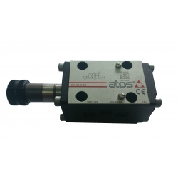 Solenoid directional valves - DHI/DHE 610 - Atos