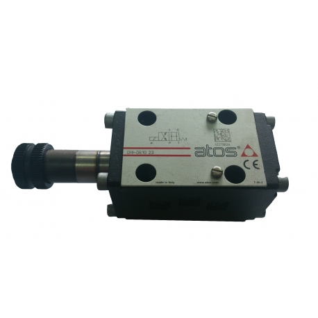 Solenoid directional valves - DHI 610 - Atos