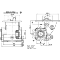 Power take-offs - PZB - 42P32110311 PTO INF. SAE 8F FULLER 500Nm