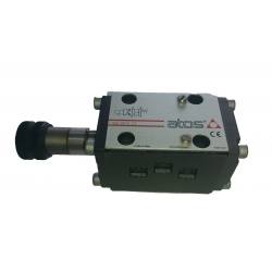 Solenoid directional valves - DHI 613 - Atos