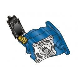 Power take-offs - PZB - 32984693P42PTO  PTO LAT. L. D. Z.F S6-300