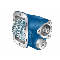 Power take-offs - PZB - 42155110P41 PTO LAT. SAE 6F ATT. 3F X PTO INTEGRALI 42589 - 42580