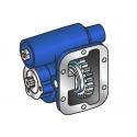 Power take-offs - PZB - 42591110F22 PTO per cambi KAMAZPTO LAT. SAE 6F ATT. 3F X PTO INTEGRALI 42589 - 42580