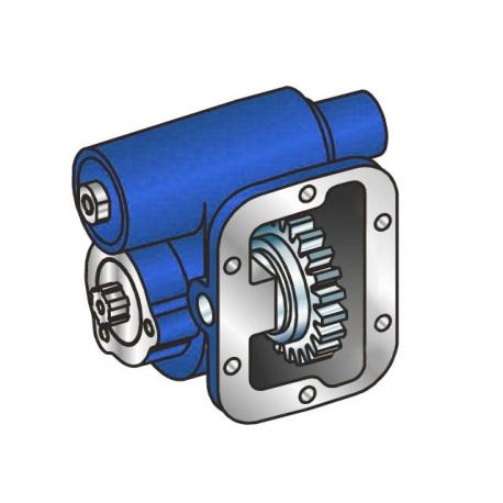 Power take-offs - PZB - 42591110P42 PTO per cambi KAMAZPTO LAT. SAE 6F ATT. 3F X PTO INTEGRALI 42589 - 42580