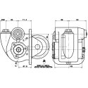 Power take-offs - PZB - 32221111P41 PTO /  Serie 2S