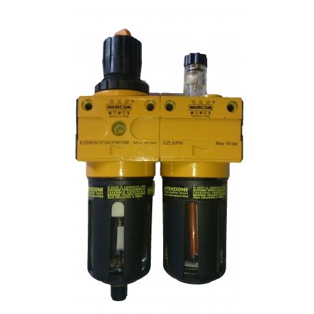 """Filter regulator / lubricator G 3/8"""""""