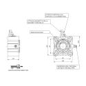 Power take-offs - PZB - 320E3110P82 PTO POS. H. D. EATON 10209 - 10309