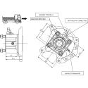 Power take-offs - PZB - 320M2110P82 PTO POS. H. D. MERCEDES G4