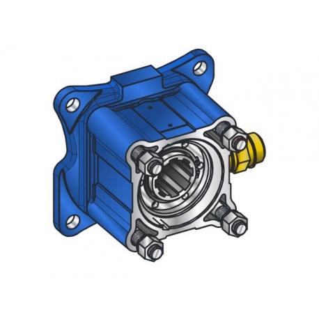 Power take-offs - PZB - 320V1110P82 PTO POS. H. D. VOLVO SR1000 - SR 2000