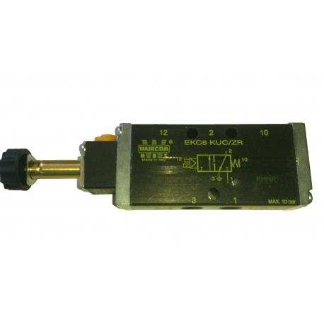 Valvole ad azionamento elettropneumatico G 1/8-3 VIE