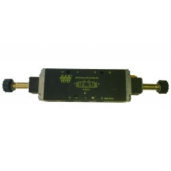 """Spool valves pilot and solenoid actuated center closed G 1/4"""""""