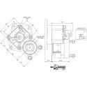 Power take-offs - PZB - 422V3120P42 PTO POS. L. D. VOLVO R 6