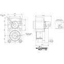 Power take-offs - PZB - 422Z1110P82 PTO POS. L. D. Z.F 6.80 - 16S221