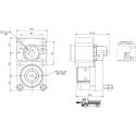 Power take-offs - PZB - 422Z1120P82 PTO POS. L. D. Z.F 6.80 - 16S221