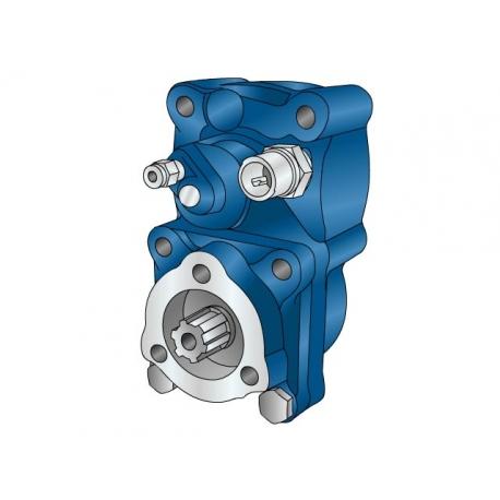 Power take-offs - PZB - 422Z2120P82 PTO POS. L. D. Z.F 5.35 - 6.36
