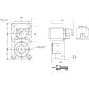 Power take-offs - PZB - 422Z4120P42 PTO POS. L. D. Z.F 6S850