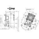 Power take-offs - PZB - 424M1115P62 PTO POS. H. D. MERCEDES ACTROS