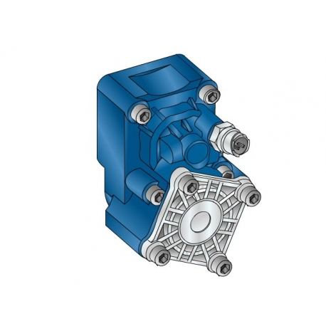 Power take-offs - PZB - 426M4110P62 PTO POS. M. D. MERCEDES G240 (ACTROS)
