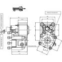 Prese di forza - PZB - 426Z6110P62 PTO POS. M. D. Z.F 5.35 - 6.36