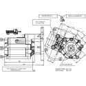 Prese di forza - PZB - 427M1110P62 PTO POS. M. D. MERCEDES G240 (ACTROS)