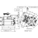 Prese di forza - PZB - 427M3115P62 PTO POS. M. D. MERCEDES G240 (ACTROS)