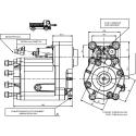 Power take-offs - PZB - 427MI110P62 PTO POS. M. D. MERCEDES G60-G85