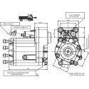 Prese di forza - PZB - 427Z2810P62 PTO POS. M. D. Z.F 6.80 - 16S221