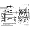 Prese di forza - PZB - 427Z6810P62 PTO POS. M. D. Z.F 5.35 - 6.36