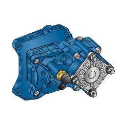 Power take-offs - PZB - 429M1115P62 PTO POS. MERCEDES G240 (ACTROS)