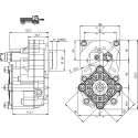 Power take-offs - PZB - 429Z3123F62 PTO POS. Z.F. 6S-800