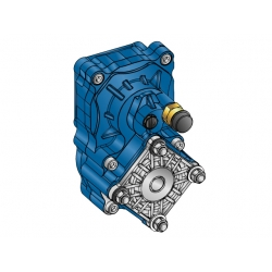 Power take-offs - PZB - 429Z6115P62 PTO POS. Z.F. 6S700