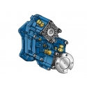 Power take-offs - PZB - 421MA115W31 PTO POS. H.D. MERCEDES G240 (ACTROS)