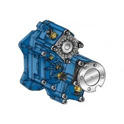 Power take-offs - PZB - 421MC115W51 PTO POS. H.D. MERCEDES G240 (ACTROS)