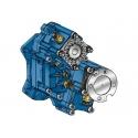Power take-offs - PZB - 421MC115W61 PTO POS. H.D. MERCEDES G240 (ACTROS)