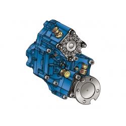 Power take-offs - PZB - 421SA115U63 PTO POS. H. D. D.U. SCANIA GR 875