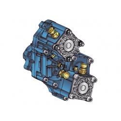 Power take-offs - PZB - 421SB115U12 PTO POS. H. D. D.U. SCANIA GR 875