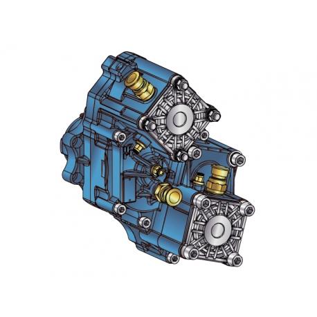 Power take-offs - PZB - 421SB115W11 PTO POS. H. D. D.U. SCANIA GR 875