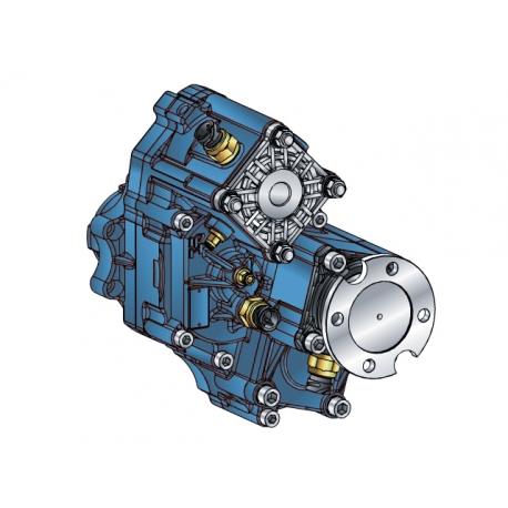 Power take-offs - PZB - 421SC115W33 PTO POS. H. D. D.U. SCANIA GR 875
