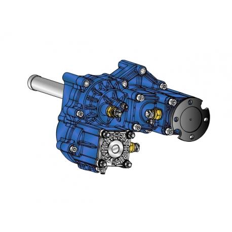 Power take-offs - PZB - 421VD115W31 PTO POS. H. D. D.U. VOLVO VT CON RETARDER