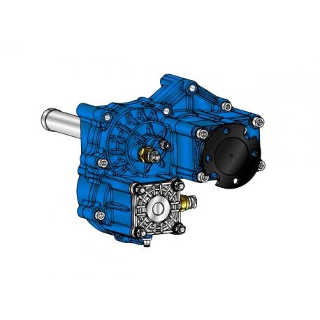 Power take-offs - PZB - 421VF115W31 PTO POS. H. D. D.U. VOLVO VT CON RETARDER