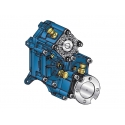 Power take-offs - PZB - 421ZA115W51 PTO POS. H. D. D.U. ZF ECOSPLIT
