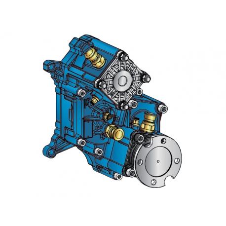 Power take-offs - PZB - 421ZD115W31 PTO POS. H. D. D.U. ZF AS TRONIC