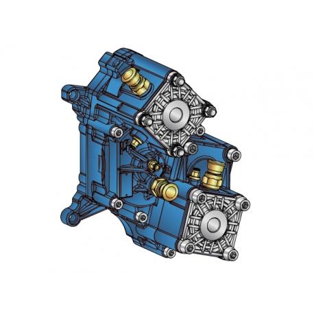 Power take-offs - PZB - 421ZE115833 PTO POS. H. D. D.U. ZF AS TRONIC