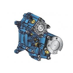 Power take-offs - PZB - 421ZF115W51 PTO POS. H. D. D.U. ZF AS TRONIC