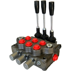 Monoblock Directional Control Valve SD5/3 THREE SECTIONS