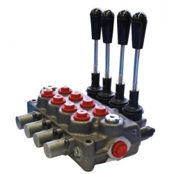 Monoblock Directional Control Valve SD5/4 FOUR SECTIONS